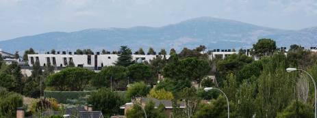 Vista desde la calle Miguel Angel Cantero