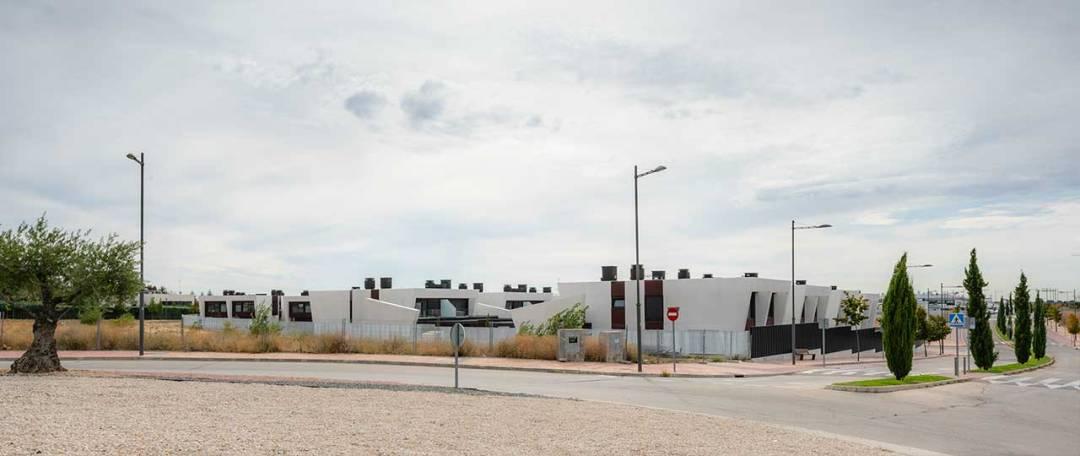 Residencial E-Domus. Boadilla del Monte (Madrid)