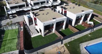 viviendas de diseño Boadilla e-domus