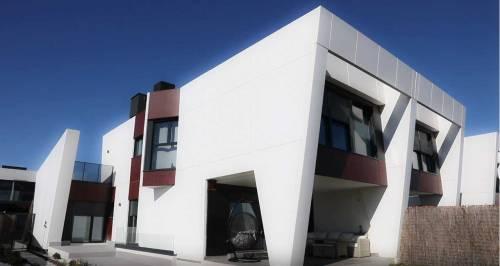 viviendas de diseño en Boadilla e-domus