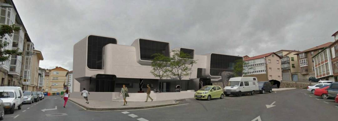 Centro Sociocultural en Reinosa