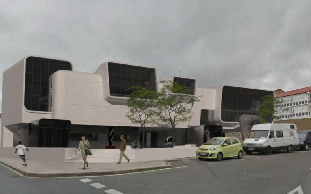 2013 Centro Socio Cultural en Reinosa