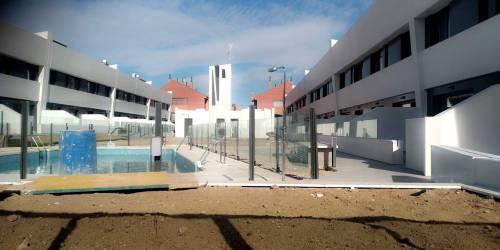 20 viviendas El Bercial Jameos