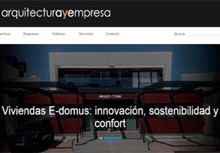 Arquitectura y Empresa E-domus