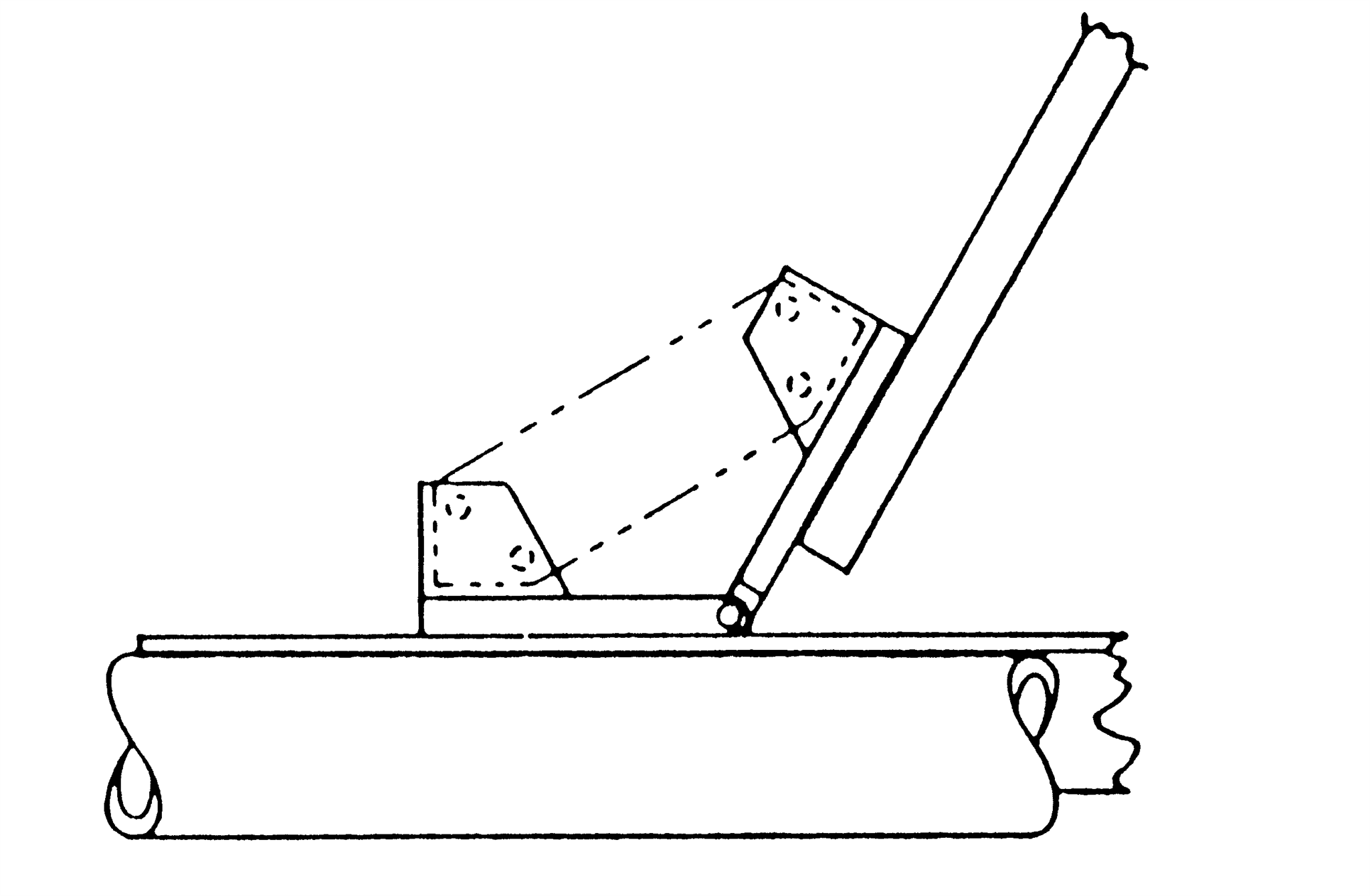 Adjustable Angles Gusseted