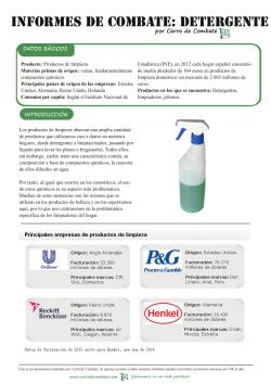 informe_DETERGENTES