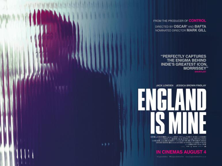Morrissey: è nei cinema il biopic non autorizzato
