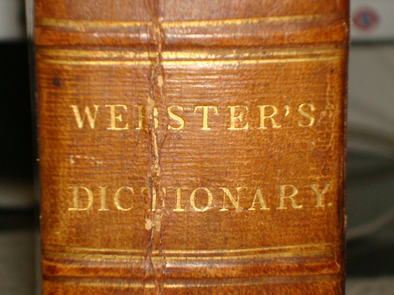 Dizionario Webster