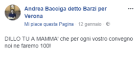 Bacciga Verona Miriano