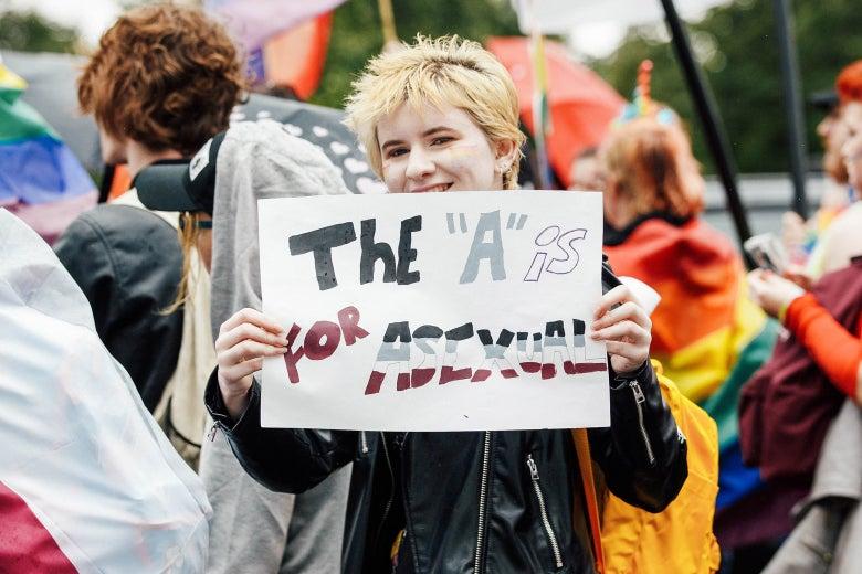 afobia discriminazione asessuali