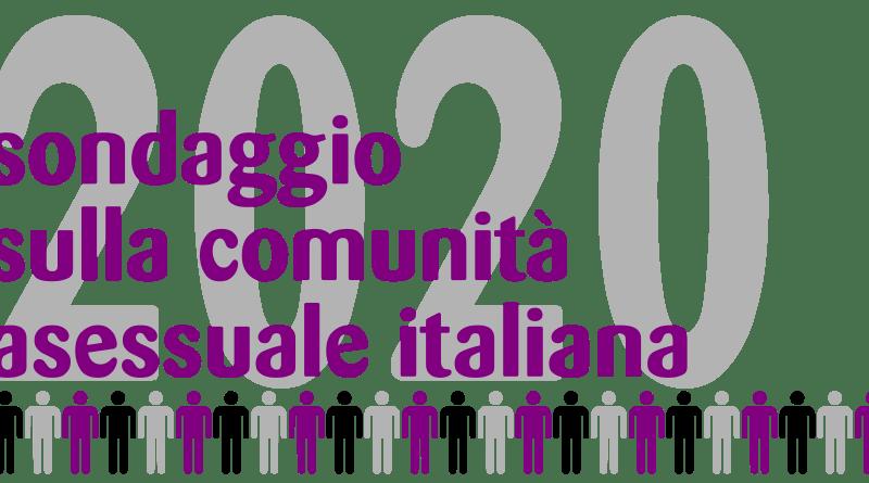 Sondaggio comunità asessuale italiana 2020