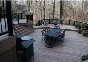Deck Design Carroll Landscaping