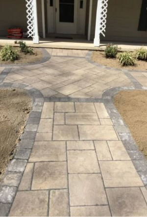The Wonders of Walkway Construction Carroll Landscaping