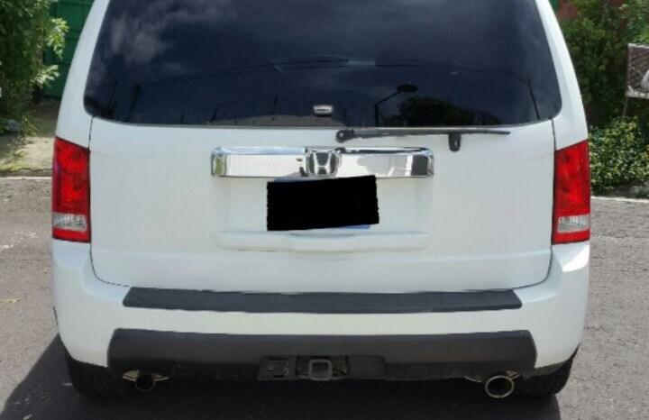 Usados: Camioneta Honda Pilot 2011 nítida, en buenas condiciones full