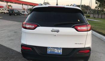 "Jeep Cherokee 2015 *motor 2.4 cilindros automática *MP3,AUX,BLUETOOTH,USB. *Rines especiales 17"" (ABS) *pantalla touch cámara de retroceso *A/C full"