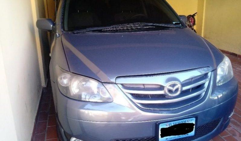 Mazda Mpv 2006. BONITA CAMIONETA FAMILIAR DE 7 PASAJEROS FULL EXTRAS CON DOBLE AIRE ACONDICIONADO AUTOMATICA Y EXTRAS.