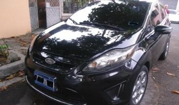 Ford fiesta SES 2012 FORD FIESTA 2012 - Sistema de encendido con botón START/STOP-Llave de proximidad - Asientos de cuero (negro y blanco) - Sunroof automatico