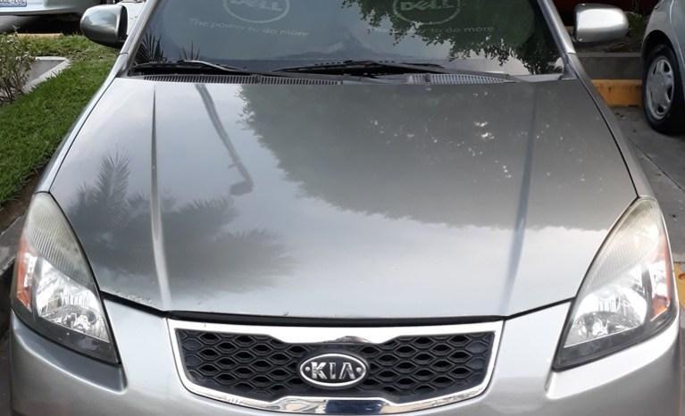 KIA Rio 2010 Vendo Kia Rio 5 año 2010 standard. Es Full Extras!!!! - Motor 1.6 - Transmisión manual - Rines especiales, bien enllantado - Quema coco, luces diurnas