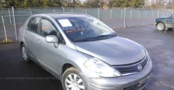 Vendo Nissan Versa 2011, (A reparar), Vealo Ya!, en Aduana, Automático, Full Extras (vidrios y espejos eléctricos), Motor 1.8L, $4300 Inf. al correo ó 79278982