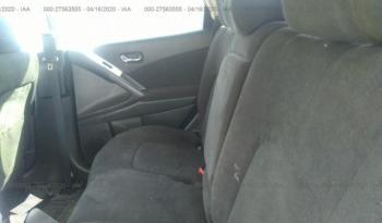 Nissan Murano 2012 full