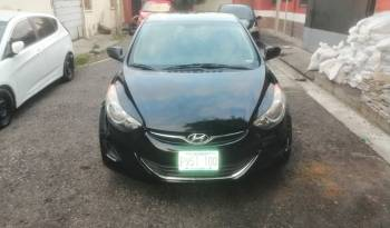 Hyundai Elantra 2013 full