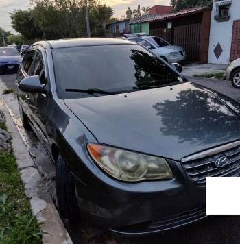 Hyundai Elantra 2008 usado en El Salvador.