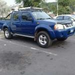 Nissan Frontier 2006 Doble Cab 4x4 Dies Carros En Venta San Salvador El Salvador