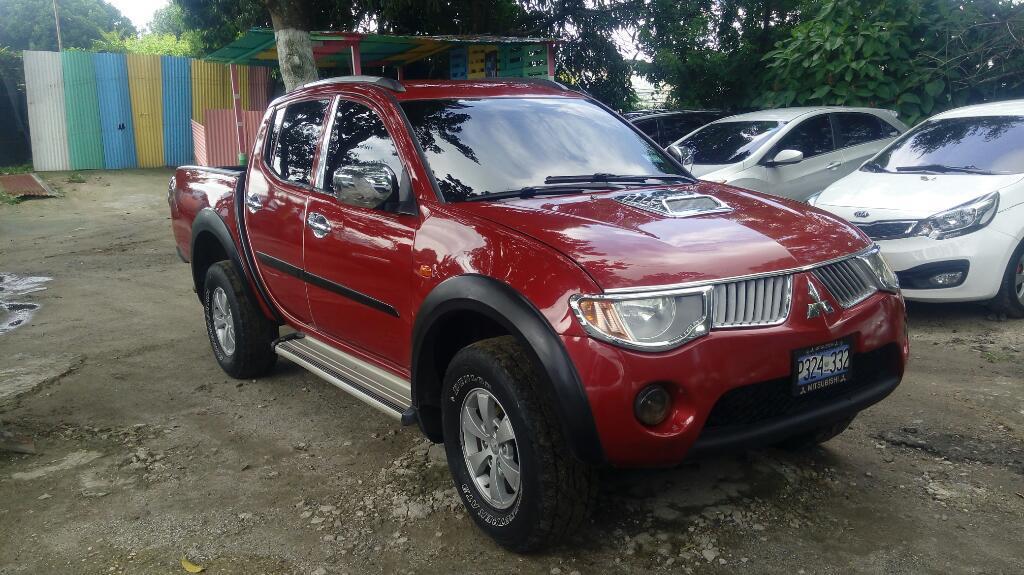 Venta De Carros En El Salvador >> Pickup Mitsubishi Sportero L200 2007 - Carros en Venta San Salvador El Salvador