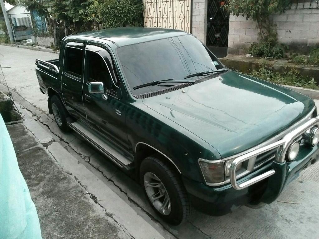 Venta De Carros En El Salvador >> Toyota Hilux 98 Carros En Venta San Salvador El Salvador
