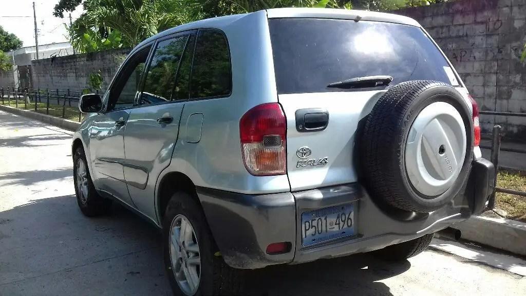 Toyota Rav4 2002 En Venta >> Toyota Rav4 2002 Stan Ful Extras Agencia Carros En Venta San
