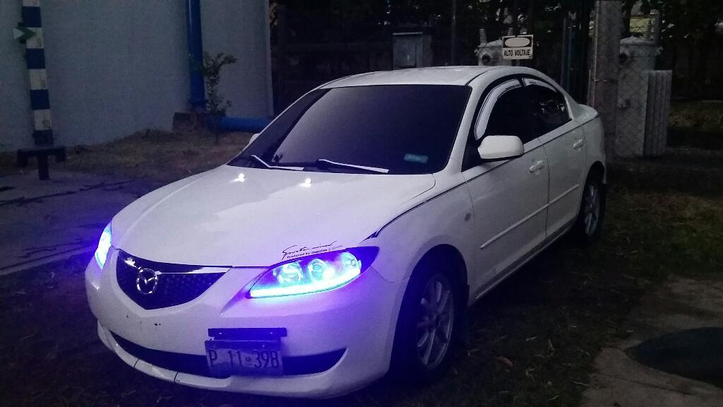 Venta De Carros En El Salvador >> Vendo Mazda 3 de Agencia Estandar 1.6 - Carros en Venta San Salvador El Salvador