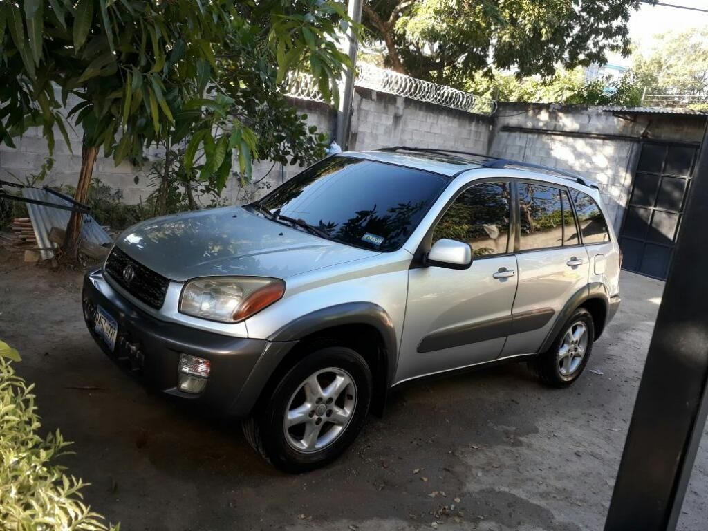 Venta De Carros En El Salvador >> Toyota Rav 4 Año 2001 Full Extras - Carros en Venta San Salvador El Salvador