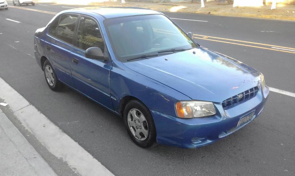 hyundai accent 2002 automatico 4 puertas carros en venta san salvador el salvador hyundai accent 2002 automatico 4
