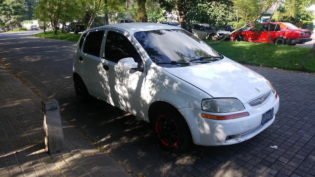 Vendo Chevrolet Aveo 2005 Estandar Carros En Venta San Salvador El