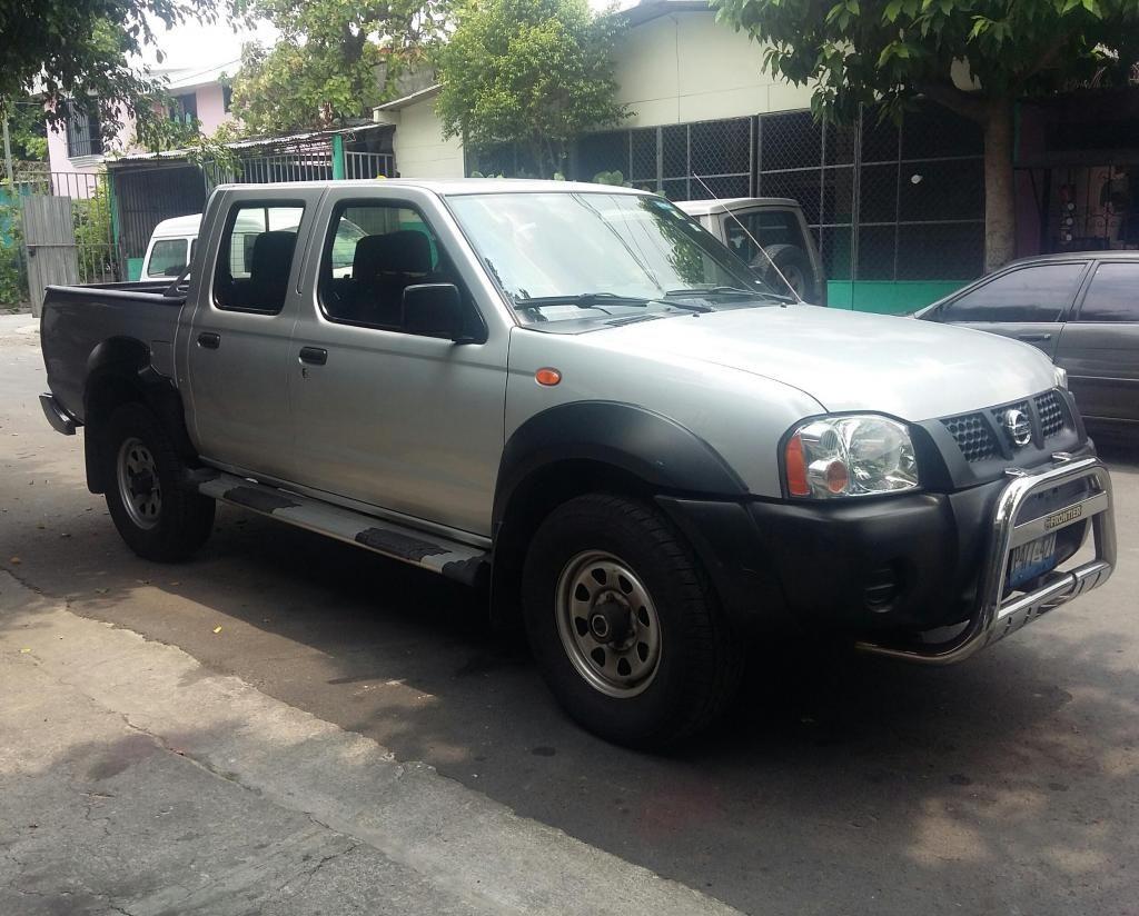 Frontier 4x4 Doble Cabina 2014 De Agencia Carros En