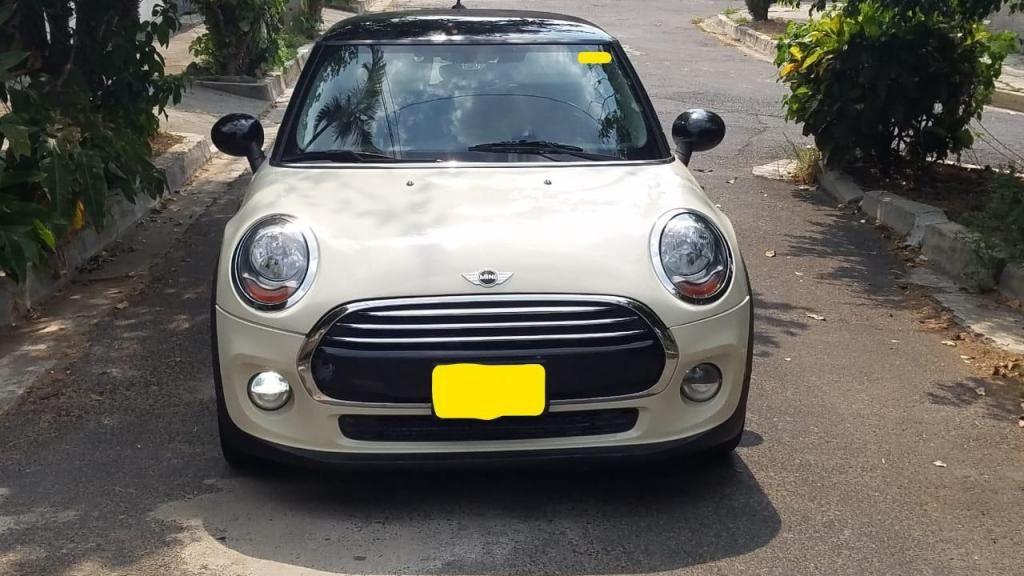 Mini Cooper Hardtop 2016 Carros En Venta San Salvador El Salvador