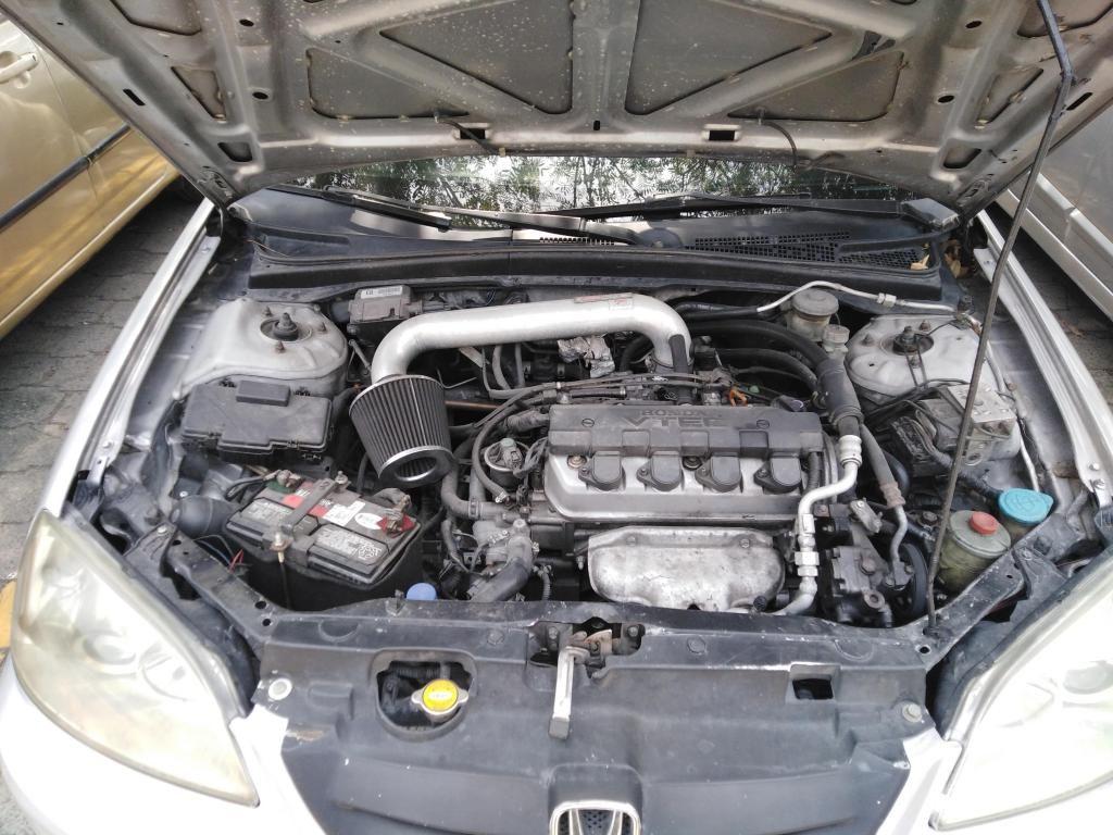 Vendo Muy Bonito Y Econmico Honda Cvic 2003 Carros En