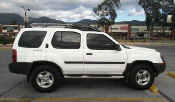 Usados: Camioneta Nissan Xterra 2002, gasolina, color blanco full