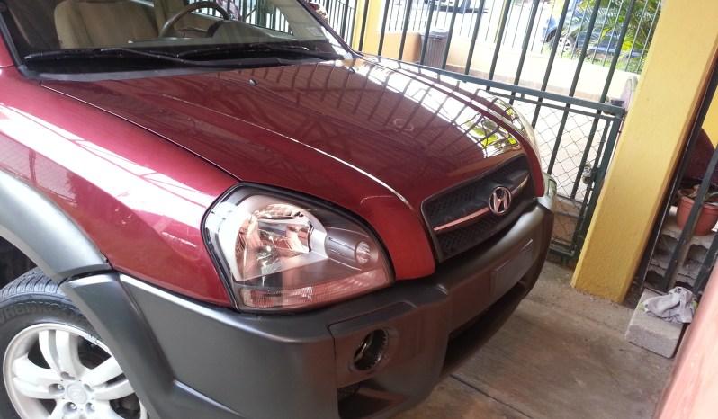 Usados: Hyundai Tucson 2006 4×4 full equipo