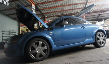 Usados: Audi Quattro 2000, version 225 con turbo K04 y repro ABT full