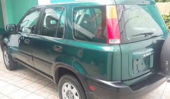 Usados: Honda Cr-V 2000 recién traída de Miami full