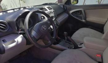 Usado: Toyota Rav4 2010 automático color rojo full