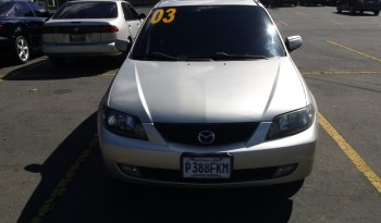 Usados: Mazda Protege 2003 mecánico en Zona 17 Guatemala full