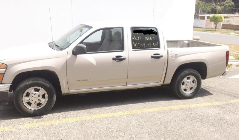 Usados: Chevrolet Colorado 2004 en Zona 17