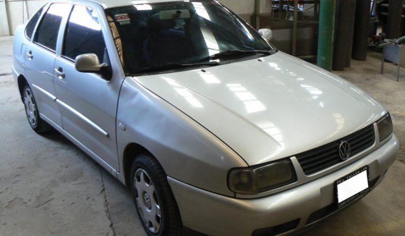 Usados: Volkswagen Polo 2002 gris policromado full