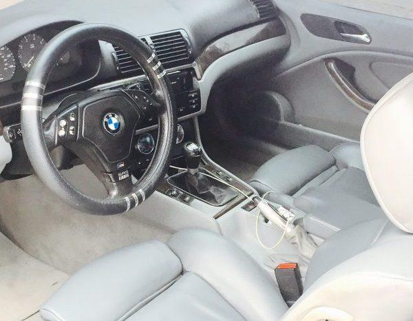 Usados: BMW 328ci 2000 mecánico en Guatemala full