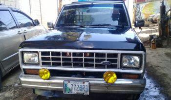 Usados: Ford Ranger 1986 en Guatemala full