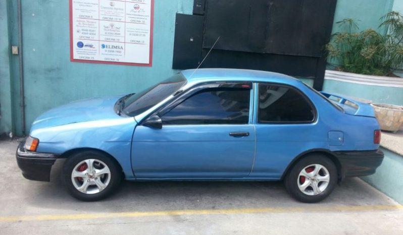 Usados: Toyota Tercel 1993 en Guatemala full