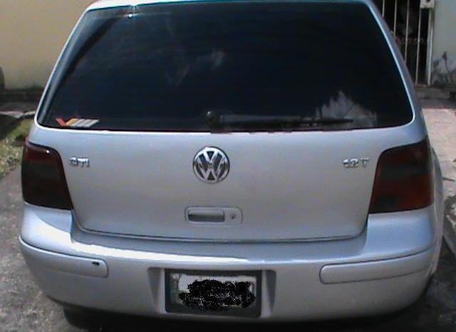 Usados: Volkswagen Golf 2002 en Guatemala full