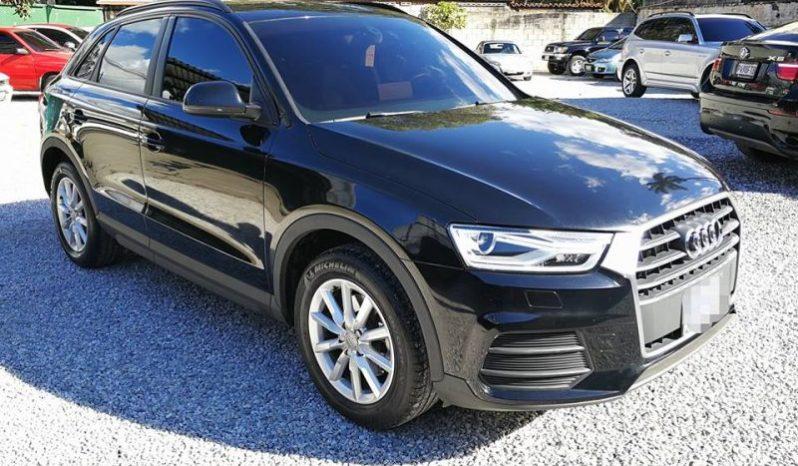 Audi Q3 2016 en Guatemala NÍTIDA /// DE AGENCIA /// 2016 Marca: AUDI Linea: Q3 Modelo: 2016 Color: NEGRO Tapicería: CUERO Motor: 1.4 TURBO Cilindros: 4 Transmisión: AUTOMÁTICA SECUENCIAL S-TRONIC (6 VELOCIDADES)